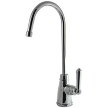 Kingston Brass Low-Lead Cold Water Filtration Filtering Faucet - Polished Chrome KS2191NML