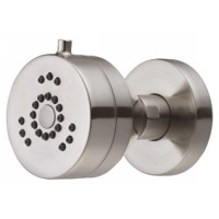 Danze Parma D460258BN Two Function Wall Mount Body Spray -Brushed Nickel