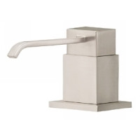 Danze Sirius D495944SS Liquid Soap & Lotion Dispenser - Stainless