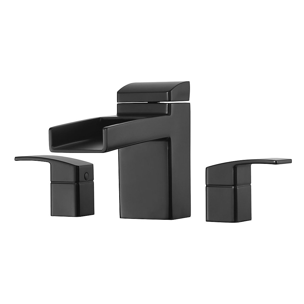 Price Pfister RT6-5DFB Kenzo Two Handle Roman Tub Waterfall Faucet ...