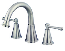 Danze D300915BNT Eastham Two Handle Roman Tub Faucet Trim - Brushed Nickel