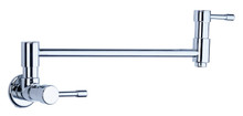 Danze Melrose D205012 Wall Mount Pot Filler Faucet - Chrome