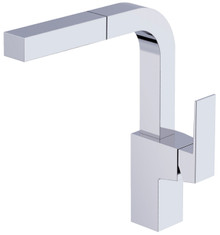 Danze D404562 Mid-town Single Handle Pull Down Spray Kitchen Faucet - Chrome