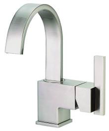 Danze D221144BN Sirius Single Handle Lavatory Faucet 1.2gpm - Brushed Nickel
