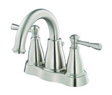Danze D301115BN Eastham Two Handle Centerset Lavatory Faucet 1.2gpm - Brushed Nickel