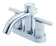 Danze D301158 Parma Two Handle Centerset Lavatory Faucet 1.2gpm - Chrome
