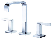 Danze D304644 Sirius Two Handle Trim Line Widespread Lavatory Faucets 1.2gpm - Chrome