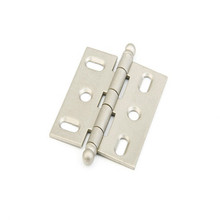 Schaub 1111B-DN Ball Tip Mortise Hinge - Distressed Nickel