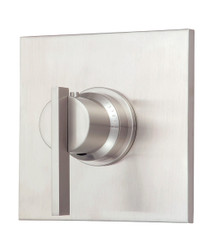 "Danze D562044BNT Sirius 3/4"" Thermostatic Valve Trim - Brushed Nickel"