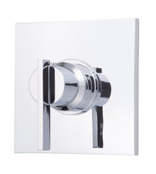 "Danze D562044T  Sirius 3/4"" Thermostatic Valve Trim - Chrome"