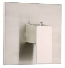 "Danze D562062BNT Mid-town Single Handle Thermostatic Valve Trim 3/4"" - Brushed Nickel"