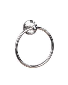 Valsan  M8005NI Oslo Polished Nickel Towel Ring