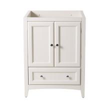 "Fresca  FCB2024AW Fresca Oxford 24"" Antique White Traditional Bathroom Cabinet"