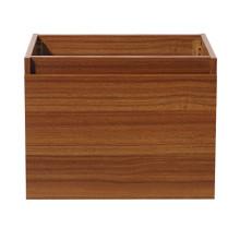"""Fresca  FCB8006TK Fresca Nano Teak 24"""" Wall Hung Modern Bathroom Cabinet"""