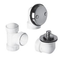 Mountain Plumbing  BDWPLTA-VB Universal Economy Lift & Turn Plumber's Half Kit for Bath Waste and Overflow  - Venetian Bronze