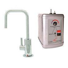 Mountain Plumbing MT1830DIY-NL-ORB Instant Hot Water Dispenser Faucet With Heating Tank - Oil Rubbed Bronze