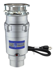 Mountain Plumbing MT333-3CFWD3B Continuous Feed Perfect Grind Waste Disposer 1/3 HP