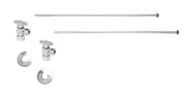 Mountain Plumbing MT493BO-NL-CPB Lavatory Supply Kit - Angle - Polished Chrome