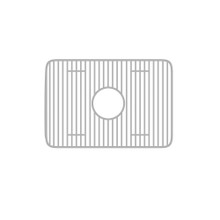 """Whitehaus WHREV2418 Stainless Steel Sink Grid for use with Fireclay 24"""" Reversible Series Sinks"""