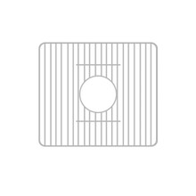 Whitehaus GR532 Stainless Steel Sink Grid for use with Fireclay Sink Models WHQDB532 and WHQDB332