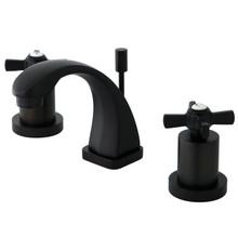 Kingston Brass KS4945ZX Two Handle Mini Widespread Lavatory Faucet - Oil Rubbed Bronze