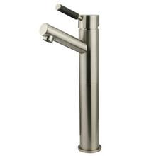 Kingston Brass Single Handle Vessel Sink Faucet - Satin Nickel FS8418DKL