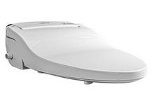 Galaxy GB-5000-EW White Elongated Bidet  Toilet Seat with Remote