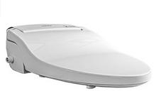 Galaxy GB-5000-RW White Round Bidet  Toilet Seat with Remote