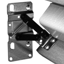 """Richelieu 65522G Hinge for Tip-Out Trays 16"""" and Longer"""
