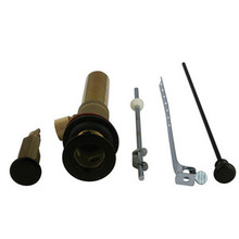 Kingston Brass KB2005 Brass Pop-up Drain Assembly - Oil Rubbed Bronze