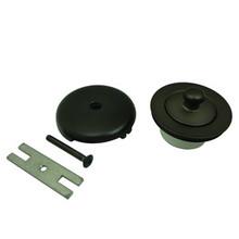 Kingston Brass DLT5301A5 Lift And Turn Tub Drain Kit - Oil Rubbed Bronze