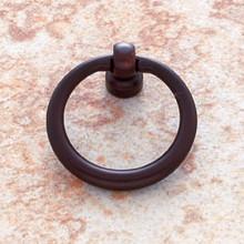 JVJ 31012 Old World Bronze Ring Door Pull