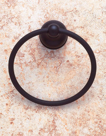 JVJ 24106 Liberty Series Oil Rubbed Bronze Towel Ring