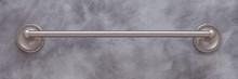 "JVJ 23630 Roped Series Satin Nickel 30"" Towel Bar"