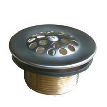 Kingston Brass DTL208 Tub Drain Strainer & Grid - Satin Nickel