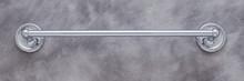 "JVJ 22624 Roped Series Chrome 24"" Towel Bar"