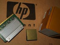 NEW  p/n 407435-B21 HP Compaq Opteron 2214 HE 2.2GHz 2MB Dual Core 68W CPU processor Option Kit with Heatsink/VRM! for Compaq HP Proliant DL385 G2 (2-5 Day Lead Time!)