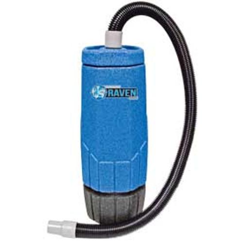Sandia HEPA Raven 704003 6 quart backpack vacuum with tool kit power head 1340 watts 1 stage