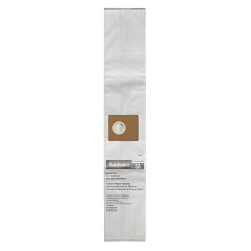 50 Electrolux 68440 Sanitaire style SA vacuum bags for SC3700 6844010 GW