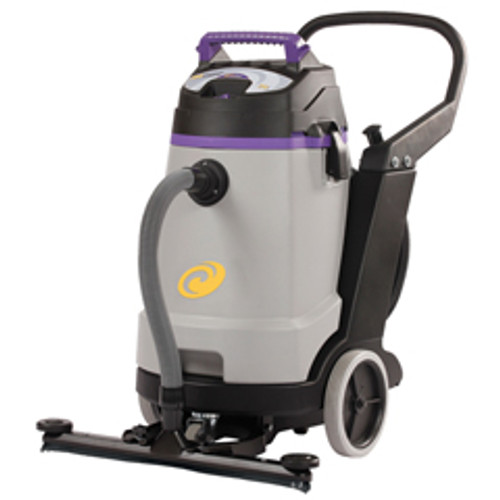 ProTeam vacuum 107359 ProGuard 15 wet dry 15 gallon with tool kit 107187 and front mount squeegee