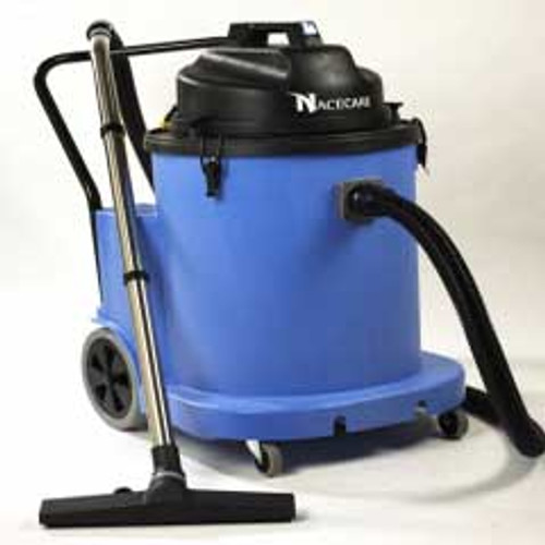 NaceCare WV1800P wet only canister vacuum 833540 20 gallon continuous pump with BB7 kit