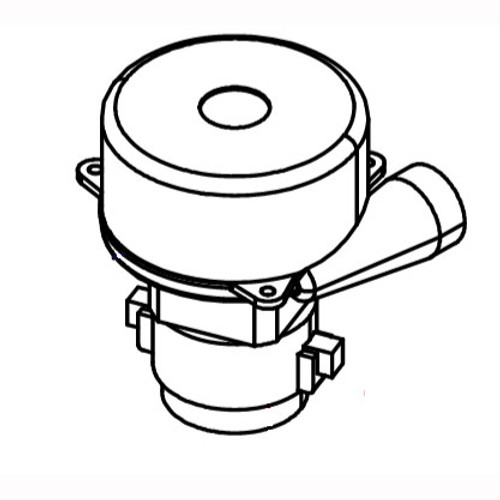 Nilfisk ZD53000 motor 2 stages for Clarke Viper Advance machines