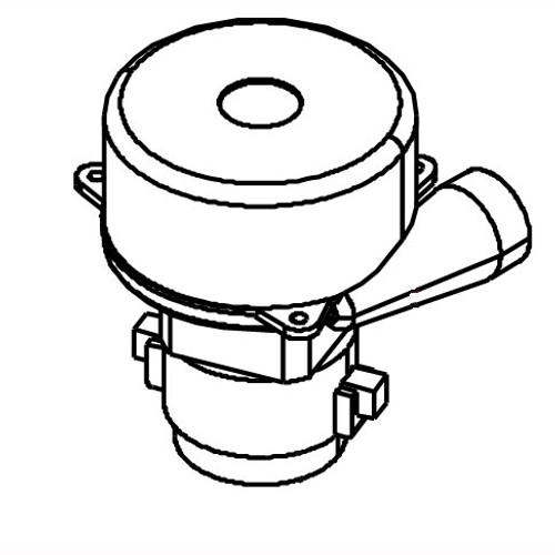 Nilfisk ZD54000 motor vac 3 stage 24vdc for Clarke Viper Advance machines