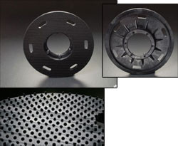 Mercury 1708 Floor Buffer Pad Holder Harpoon Plastic Ho