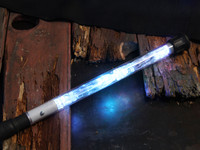 """4 Light LED Double Staff -  40"""" with Ultralights  (Sold Individually)"""