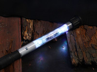 """2 Light LED Double Staff - 34"""" with UltraLights (Sold Individually)"""