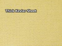 """Kevlar Sheet - 1/16"""" (1.5mm) Thick"""