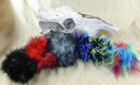 Fuzzy Wick Covers - Poi