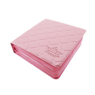 40 Stamping Plates Holder - Soft Pink