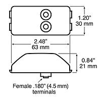 Anderson 150 Dimensions